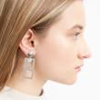 PHOENIX AW20/21 - Textúrált, dupla fülbevaló