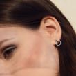 GALACTICA SS17 - Beszúrós fülbevaló