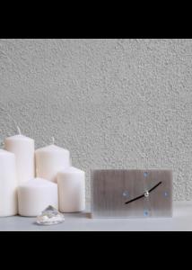 Minimal design asztali óra - fekvő