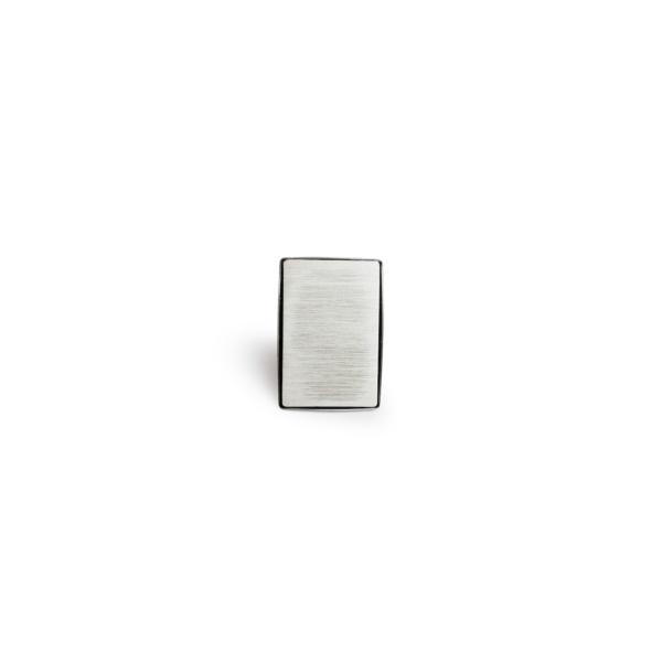 FRAGMENT SS21 - Téglalap gyűrű, álló (állítható méret)