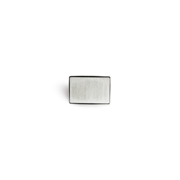 FRAGMENT SS21 - Téglalap gyűrű, fekvő (állítható méret)
