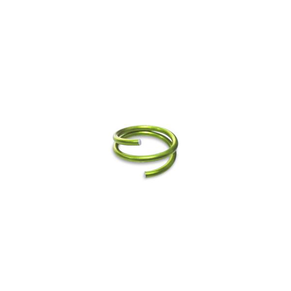 TROPICAL 2021 - Gyűrű, lime zöld (több méret)