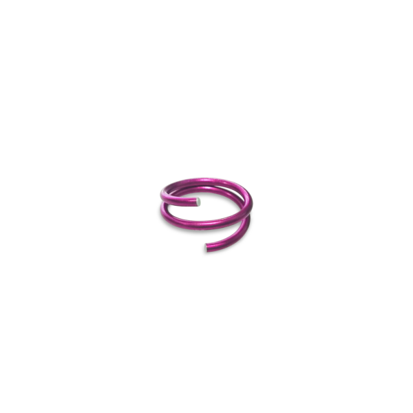 TROPICAL 2021 - Gyűrű, fukszia rózsaszín (több méret)