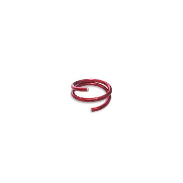 TROPICAL 2021 - Gyűrű, gránátalma piros (több méret)