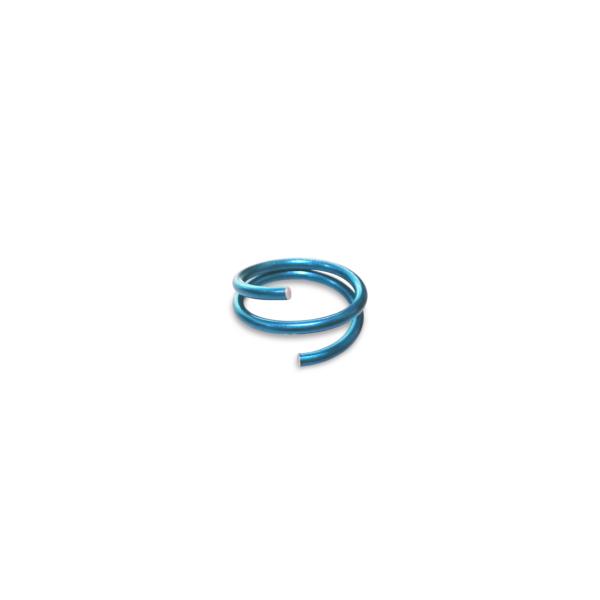 TROPICAL 2021 - Gyűrű, türkiz kék (több méret)