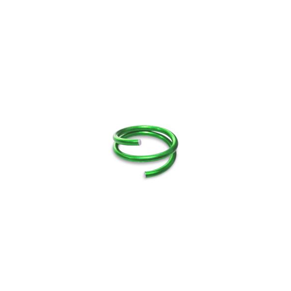 TROPICAL 2021 - Gyűrű, pázsit zöld (több méret)