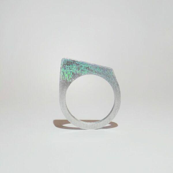 Design gyűrű - Hologram 3