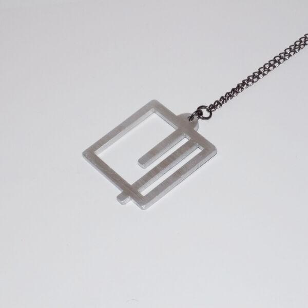 LINES AW16 - Design nyaklánc