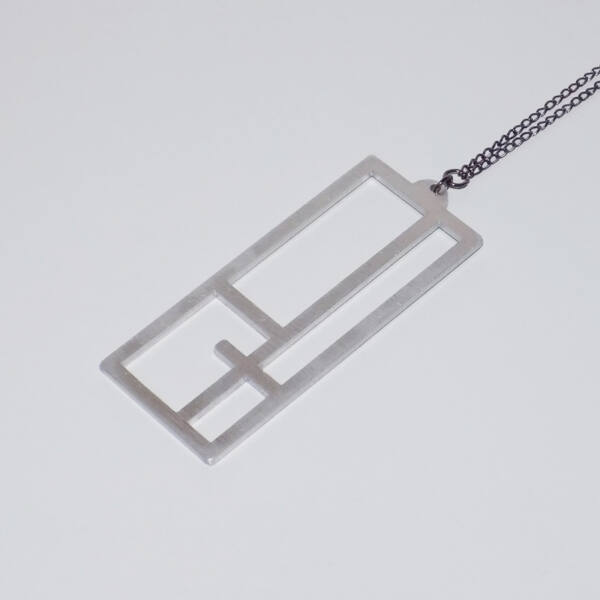 LINES AW16 - Design nyaklánc 3